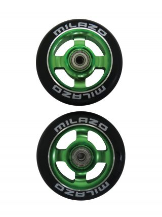 Milazo_Scooter_Wheels_Green